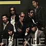EXILE  月刊Exile 創刊本原版宣傳單