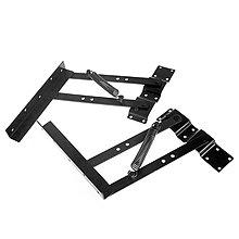 現貨~店長嚴選~1Pair Lift Up Top咖啡桌升降架機構彈簧鉸鏈硬件-PMD22748