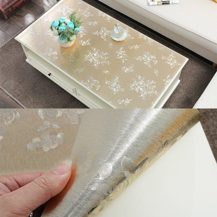 小花花精貨店-簡約現代桌布防水防油防燙免洗桌布茶幾桌布餐桌墊長方形餐桌布