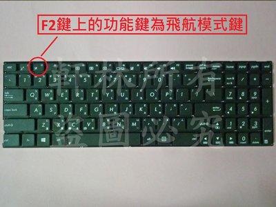 軒林-附發票 筆電鍵盤 適用 華碩 X556U K556UJ X556UB X556UR X556UV #KB002