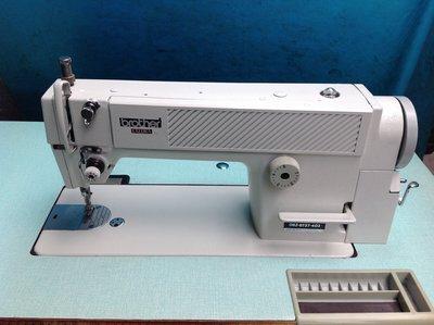 工業縫紉機-日本制-兄弟牌 737型 -工業用縫紉機-適合各種布薄厚、贈LED工作檯燈