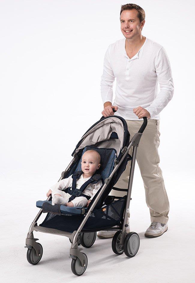 送雨罩腳套奇哥Joie Brisk豪華傘車5點式安全帶嬰兒手推車嬰兒車(欣康combichiccoAprica