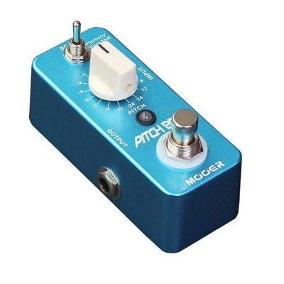 ☆ 唐尼樂器︵☆ Mooer Micro Series Pitch Box 木吉他/電吉他/電貝斯 Bass 移調效果器