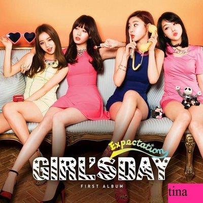 全新未拆- Girl's Day 韓國原版首張正規專輯 Girl's Day Vol. 1 - Expectation 下標即售