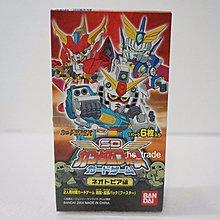 Bandai SD 高達 Gundam Force Card Game 遊戲卡 新生代編 擴張包 Booster Pack 原盒全55種 全新未開封