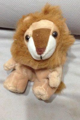 全新可愛獅子背背包零錢包也可當鑰匙圈