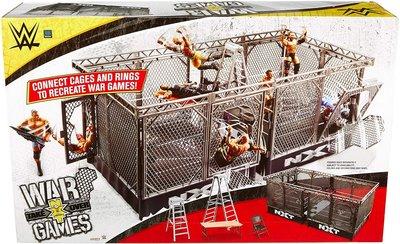 世界娛樂摔角 WWE NXT Takeover War Games 擂台遊戲組~請詢問價格/庫存