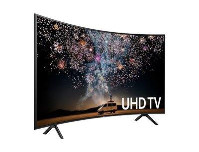 SAMSUNG 三星 49吋 UA49RU7300W 4K HDR 智慧 連網 曲面 電視 UA49RU7300WXZW