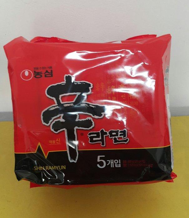 ~魔寶窩~韓國農心辛拉麵,韓國內銷版,單包價格