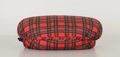 【山野賣客】WildFun 野放 專利多用途可調整功能枕頭 PA003 蘇格蘭印花 抱枕 靠枕 午安枕