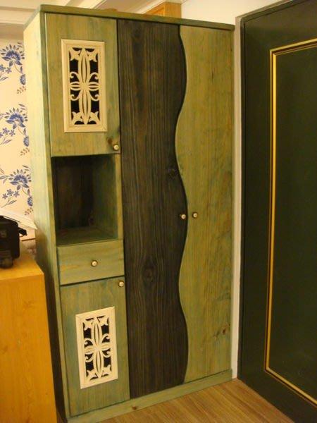 原木工坊~  室內設計規劃施工   實木家具訂做   雙色玄關收納鞋櫃   新品發表!!!