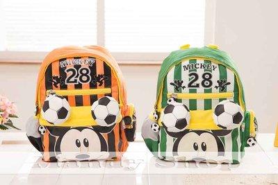 mandyshop【M2611】㊣ Disney / 迪士尼米奇造型兒童背包 / 書包