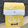 .設計款.設計款鋁合金造型信箱,耐用與精...