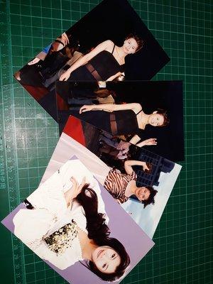 早期明星照 《梁詠琪 、吳家麗、張清芳》每張99元 15*10公分 【CS超聖文化讚】