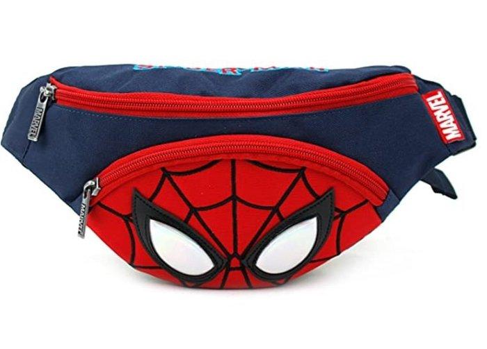 預購 美國帶回 Marvel 漫威英雄 蜘蛛人 男童 腰包 聖誕禮