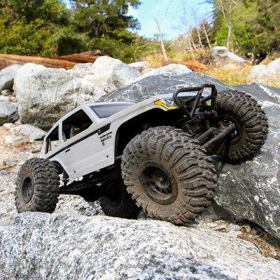 創億RC Axial Wraith Spawn 新幽靈 4WD 防水越野攀岩車 (AX90045)