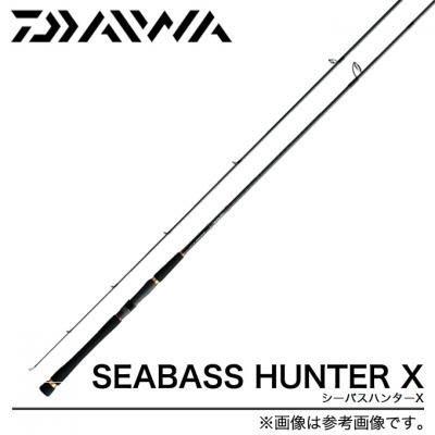 【欣の店】DAIWA SEABASS HUNTER X 100MH 10尺海鱸獵人 岸拋 微鐵 海釣路亞竿