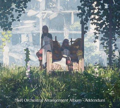 [代訂]Amazon限定版 尼爾自動人形NieR Orchestral Arrangement Album -Adden