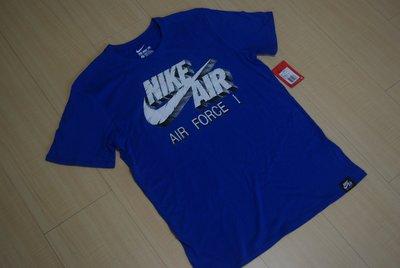 NIKE AS AF1 3D GRANITE AIR FORCE 1 TEE 立體大理石LOGO白勾棉質運動休閒短袖T恤