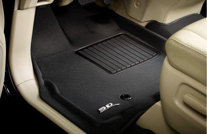 3D 卡固立體汽車踏墊[極緻紋理 防水易洗] Ford Kuga focus(免運)