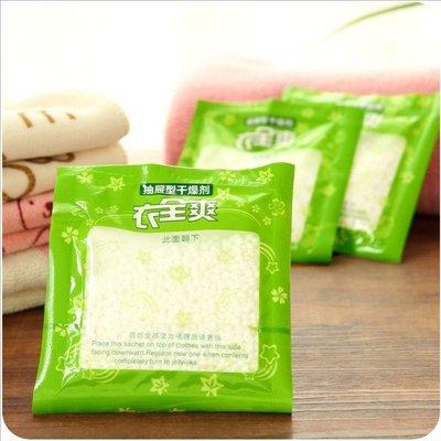 梅雨季節抽屜型乾燥劑除濕劑房間除濕包超強吸濕袋防潮劑(雷)