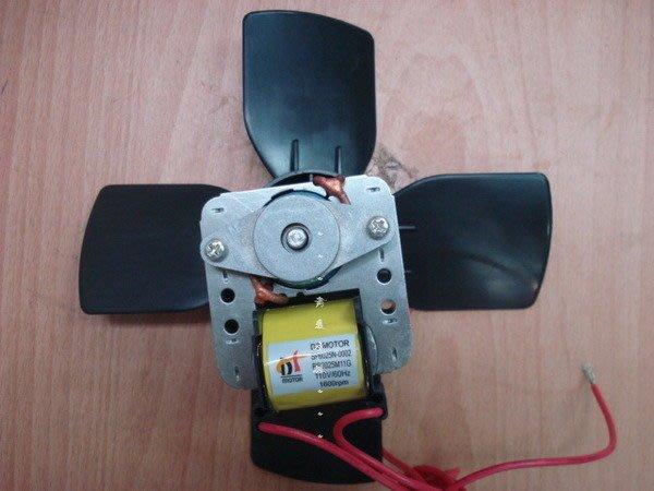 B。青島水族。E-CL2007-4日生ista-冷卻機零配件(風扇組/含馬達)==適用CL450/500/650/700
