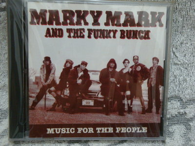 9. MARKY MARK  AND THE FUNKY BUNCH 進口版