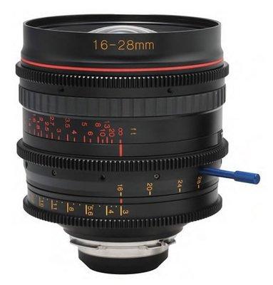 【日產旗艦】TOKINA ATX 廣角變焦鏡頭 16-28mm T3 電影廣角鏡 電影專用鏡 正成公司貨
