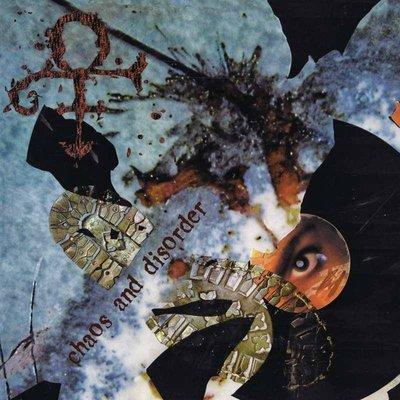 【彩膠唱片LP】混亂與失序 (2019迷幻紫色彩膠) Chaos and Disorder/王子-19075918291