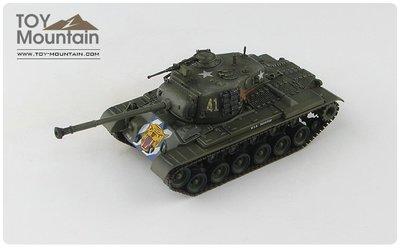 1/72 HM HG3705 US M46 Patton Medium Tank 64th Tank Battalion