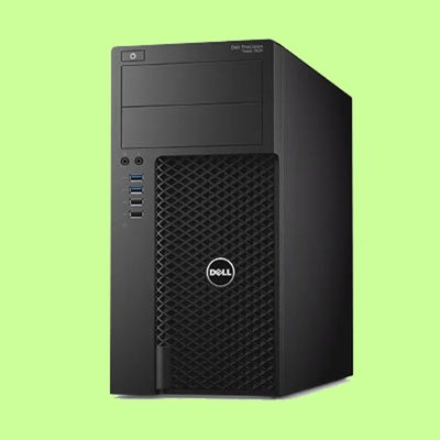 5Cgo【權宇】戴爾DELL Precision 3620迷你直立式工作站Intel Xeon E3-1225v6
