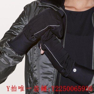 健身手套lululemon丨Pinnacle Warmth 女士運動手套LW9BIZS滿額免運