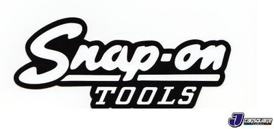 Snap-on 工具品牌貼紙 樓空貼紙