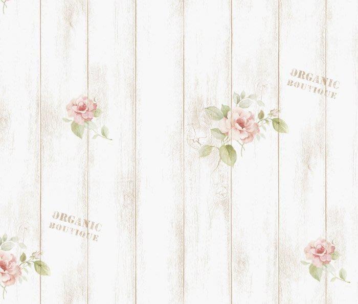 小妮子的家@韓國進口廚房浴室防水DPS77小花木紋自粘瓷磚貼/牆貼/玻璃家具貼~靜/家飾