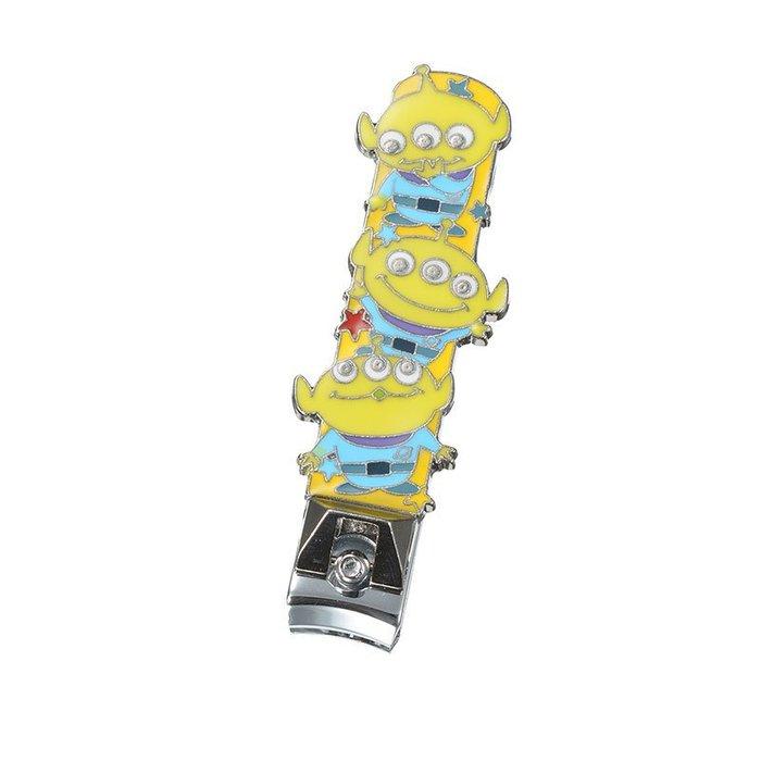 迪士尼Disney《現貨》玩具總動員三眼怪 指甲剪 指甲刀~日本正品~心心小舖