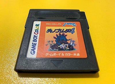 幸運小兔 GBC遊戲 GB 恐龍飼養員 4 動物飼育員 太古恐龍 任天堂 GameBoy GBA 適用 F3