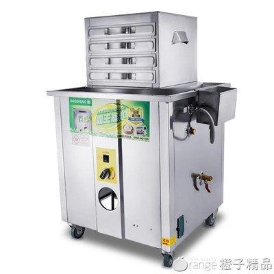 道升腸粉機商用廣東抽屜式節能一抽一份燃氣電蒸腸粉機腸粉爐蒸爐QM