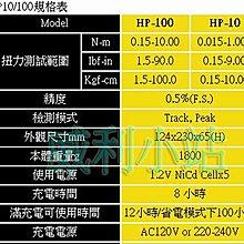 【含稅】【來電另優惠】日本 HIOS HP-10 數位式扭力計 扭力測試器 扭力測試機 ~