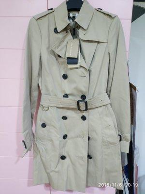 Burberry英國專櫃全新正品,The Sandringham – 中長版 Heritage 系列風衣,非outlet