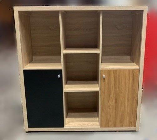 台中二手家具買賣 推薦 宏品中古傢俱館 YS831CD*米奇5尺多功能置物櫃 書架*櫥櫃 收納櫃 新莊樹林蘆洲林口內湖
