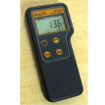 TECPEL 泰菱 》M-700 數位式多功能 水分計 水份計