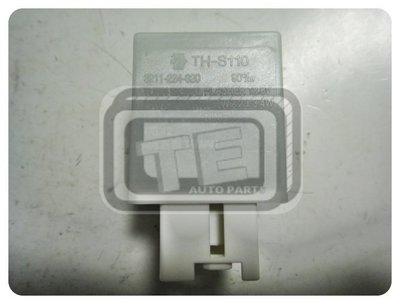 【TE汽配通】MAZDA 馬自達 MAZDA3 馬3 馬6 MPV 閃光器 FLASHER 7P 台製外銷件
