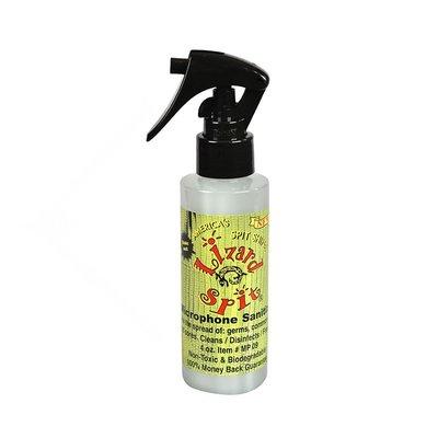 Lizard Spit MP09 麥克風清潔液 (4盎司) - 【黃石樂器】