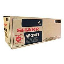 SHARP 夏普 AR310FT 數位影印機原廠碳粉 適用AR-185/M236/258