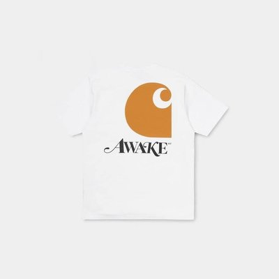 20SS Carhartt WIP x Awake NY S/S T-Shirt 正品公司貨含運 現貨 可刷卡分期 下標前請先詢問