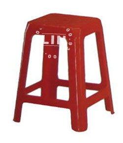 【品特優家具倉儲】284-17塑膠椅辦桌椅CH01大美方椅