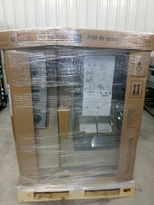 達慶餐飲設備 全新設備 德國原裝進口 萬能蒸烤箱 Rational CM 101型
