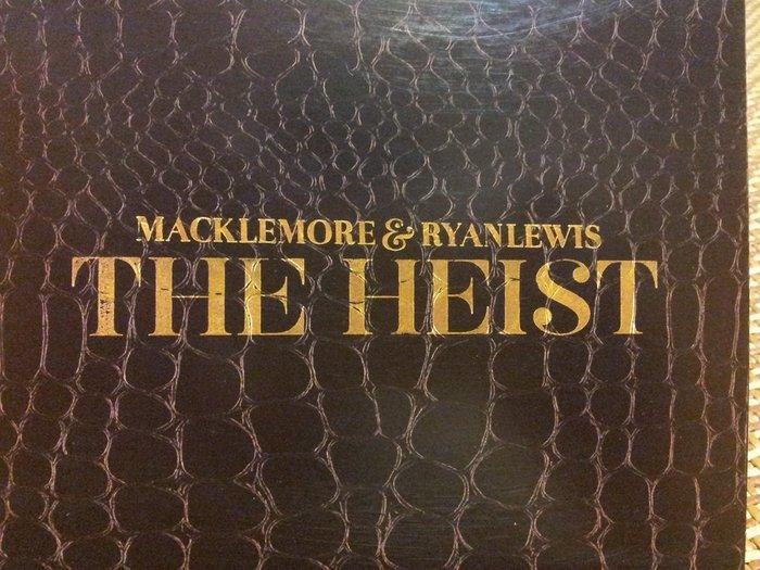 Macklemore & Ryan Lewis / The Heist  麥可莫 & 萊恩路易斯 / 偷拐搶騙