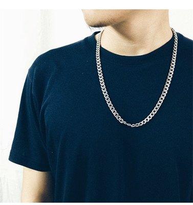 特惠❧新品新品嘻哈街頭個性飾品潮款項鍊特惠免運 米米旗艦店