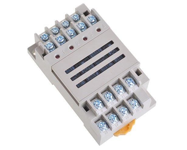 【KC.PLC_FA 】歐姆龍 OMRON 端子繼電器 G6B-4CB (DC24V)